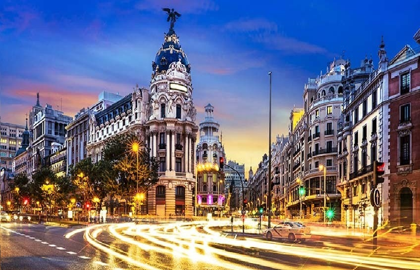 3 DAYS IN MADRID