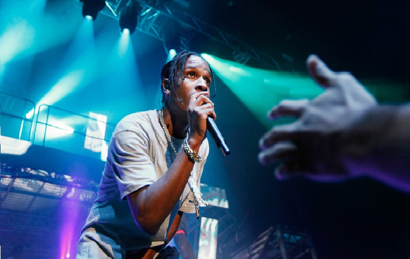 ASAP ROCKY AT SESTO SAN GIOVANNI