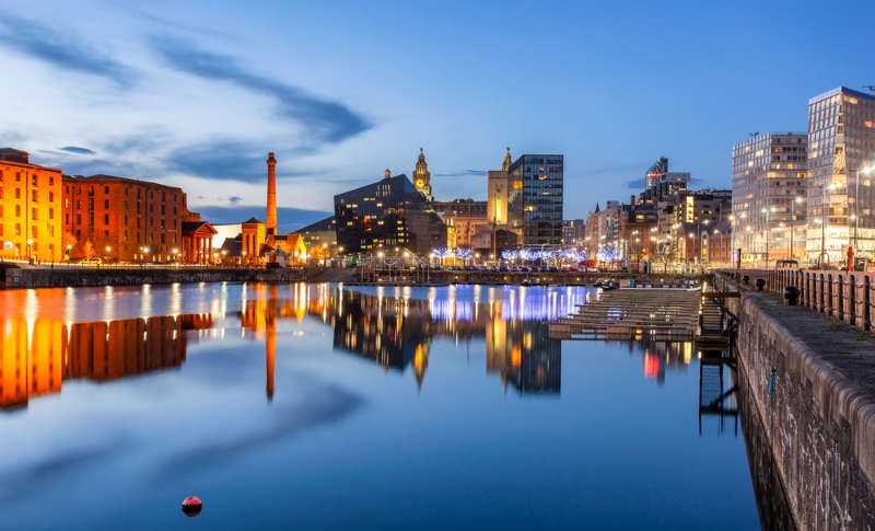 HOLIDAY IN LIVERPOOL