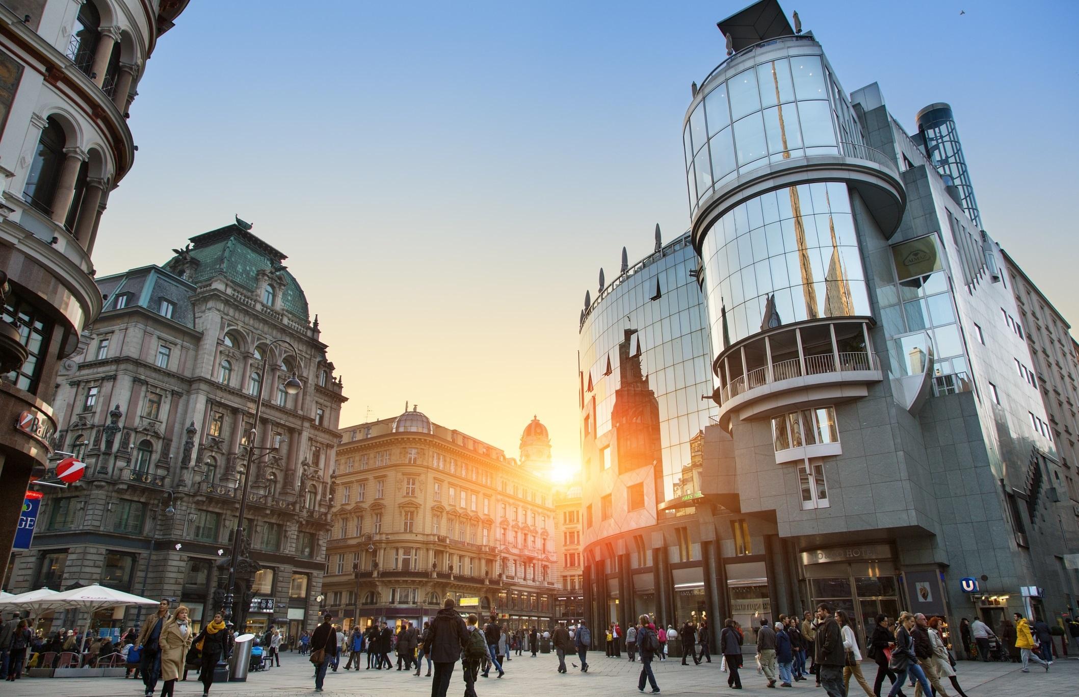 EXTENDED WEEKEND IN VIENNA