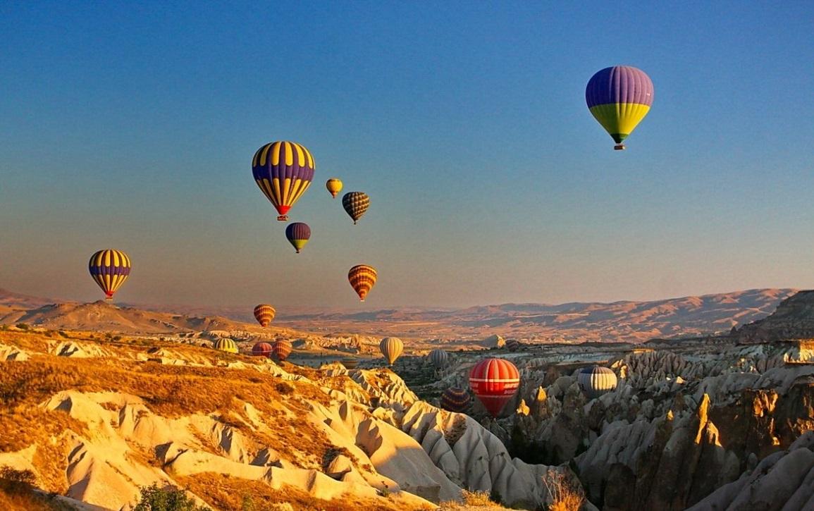 HOLIDAY IN CAPPADOCIA