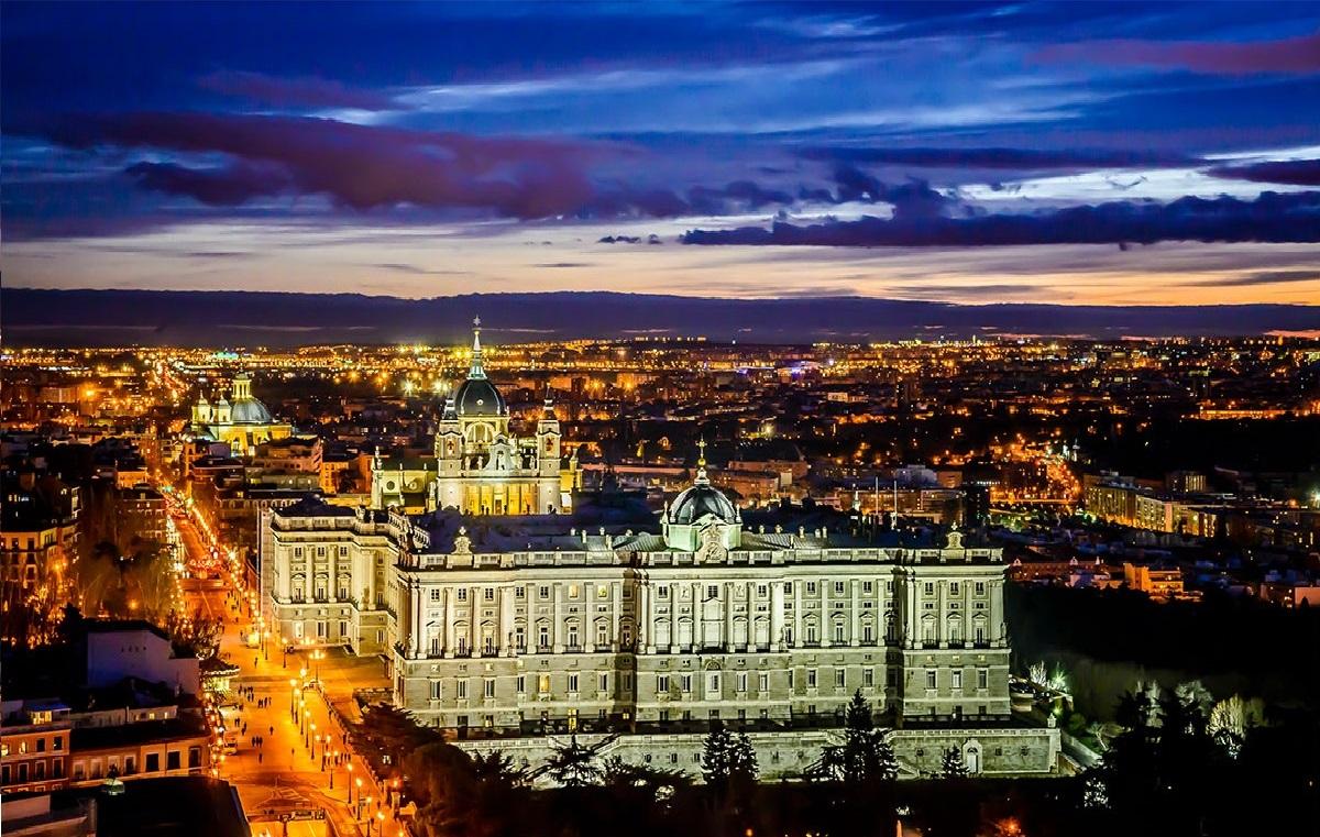 CITY BREAK MADRID IN NOVEMBER