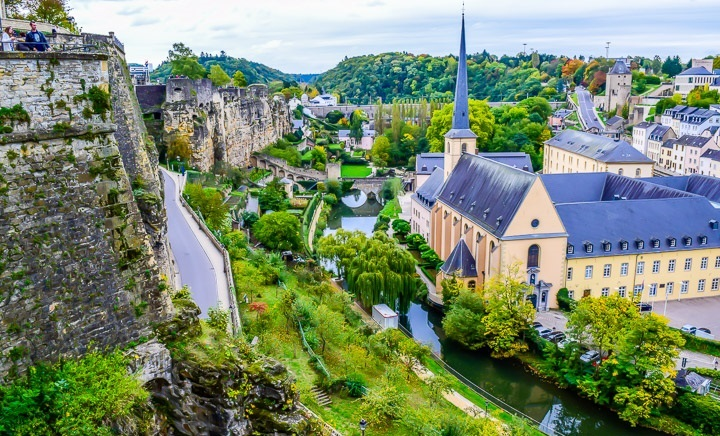 LUXEMBOURG IN JUNE