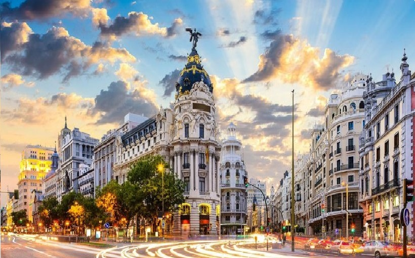 CITY BREAK IN MADRID