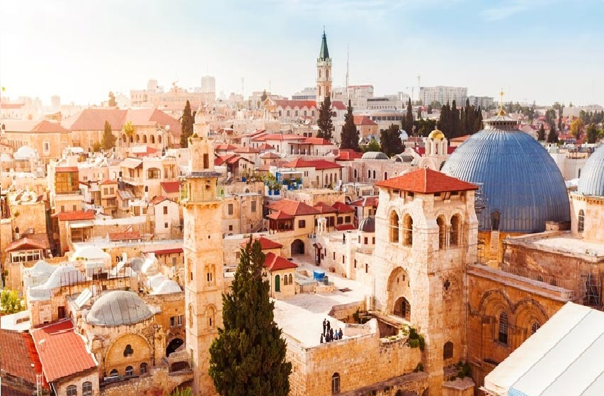 EXTENDED WEEKEND IN TEL AVIV AND JERUSALEM
