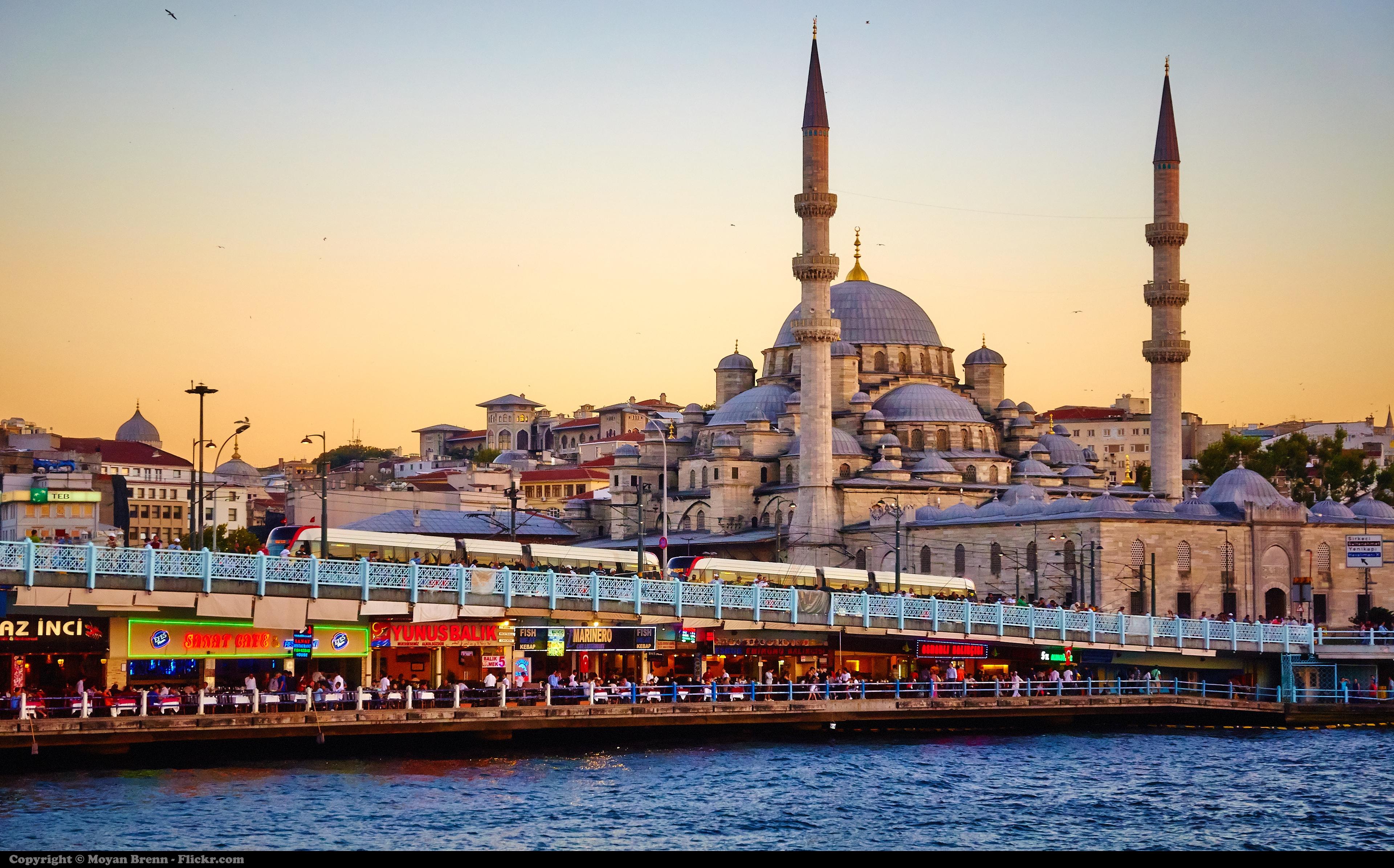 CITY BREAK ISTANBUL IN JULY