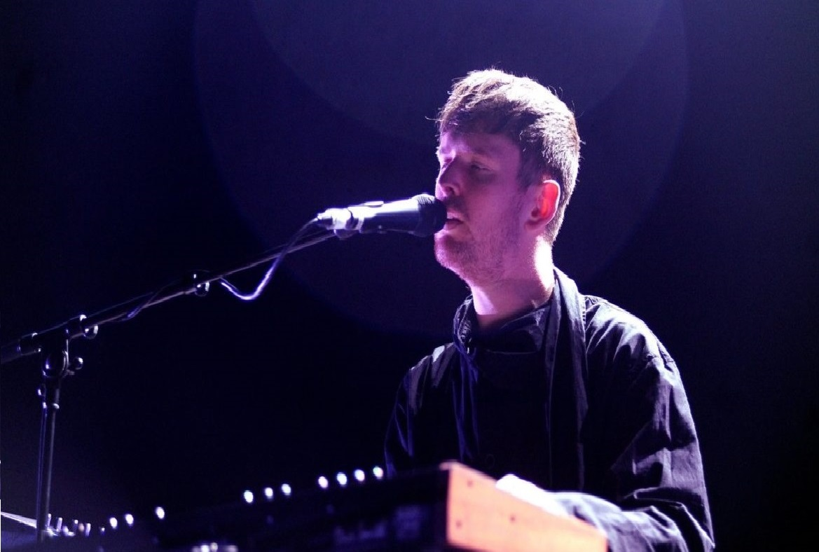 JAMES BLAKE IN ROME,  JULY 2019