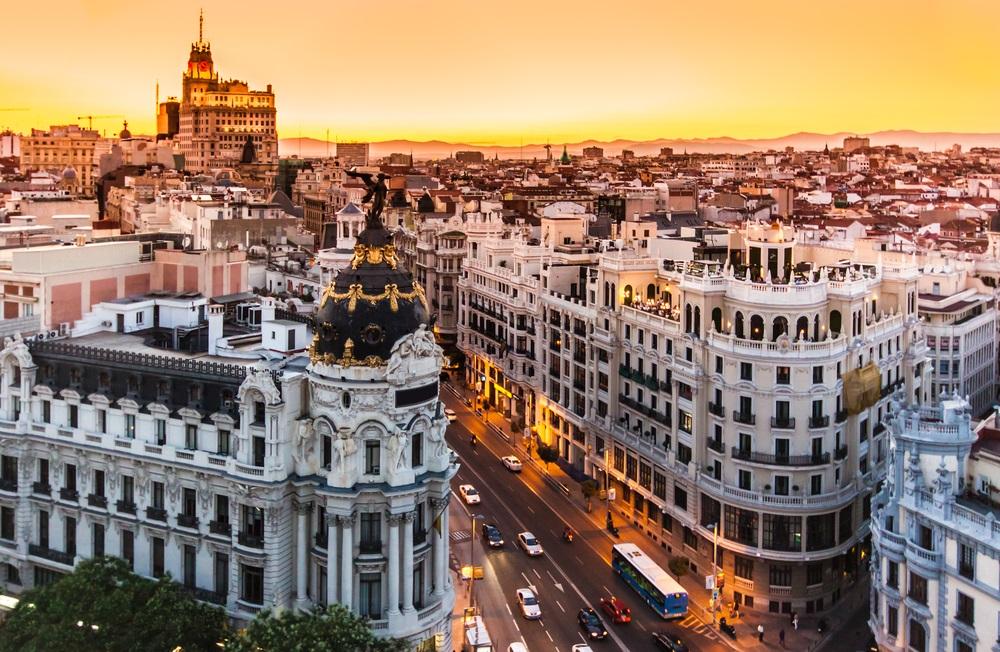MADRID IN JUNE